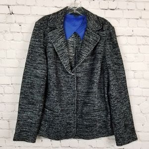 X Katherine Barclay| Soft Spacedye Blazer